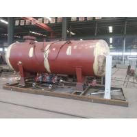 Buy cheap 12m3 mobile skid mounted lpg propane gas filling station for sale, skid lpg gas plant from wholesalers