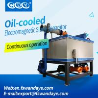 Buy cheap Feldspar Whiteness Magnetic Separator Machine For Grinding Machine 83 - 200m³/H Yield FOR CRAMIC SLURRY from wholesalers
