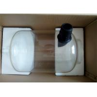 Buy cheap 32 Liter Single Scale Hygiene Glass Milk Receiver With 63mm Rubber Elbow from wholesalers