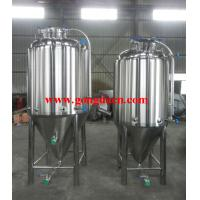 Wholesale 120BBL beer fermenter from china suppliers