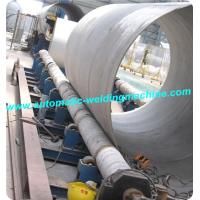20T Automatic Long Axis Conventional Pipe Welding Rotator For Big Tank Or Pipe Manufactures