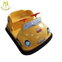 Buy cheap Hansel funny  toys cars for kids ride amusement park for sale children battery bumper car from wholesalers