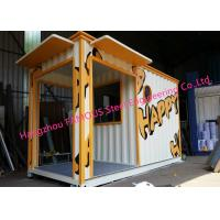 Buy cheap Shipping Container Living House With Custom Design Multi Purpose Container Units from wholesalers
