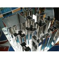 China Stainless steel bending fabrication to customer shape on sale