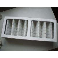 Air Conditioning Polyester Filter Mesh Corrosion Resistance , Drying Manufactures