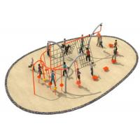 China 780*400*250cm Environmental Protection Rope Playground Equipment For Fashion Design on sale