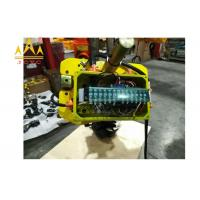 Wholesale Yellow Color Overhead 35 Ton Electric Chain Hoist With Excellent Performance from china suppliers