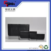 Buy cheap Office Stationery Supplier PP Plastic Document Case Elastic Closure Expanding File Folders from wholesalers