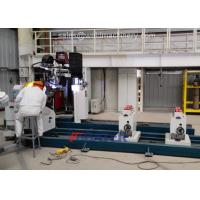Buy cheap Supplier automatic mild steel pipe Welding equipments for Piping  40mm-600mm from wholesalers