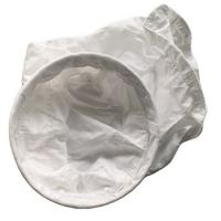 Buy cheap 15 Micron Woven Hot Gas Filter Element PTFE Filter Bag For Dust Collector from wholesalers
