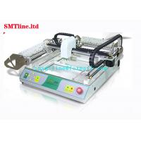 Wholesale Mini Desktop Pcb Pick And Place Machine , Smt Pick And Place Equipment from china suppliers