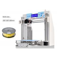 High - End Reprap Prusa 3D Printer Wood Filament SD Card For Rapid Prototyping Manufactures