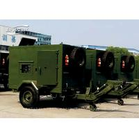 Buy cheap 50kw / 62.5kva Portable Diesel Generator Water Cooled Silent Canopy from wholesalers