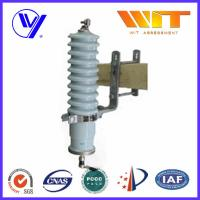 Wholesale Electrical Metal Oxide Arrester 66KV Porcelain Ceramic without Gap from china suppliers