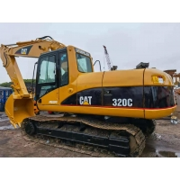 Buy cheap Japan 20 Ton Cat 320C Used Track Excavator Accessories from wholesalers