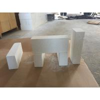 Buy cheap Refractory Mullite white Thermal Insulating Fire Brick Lightweight JM23 JM26 product