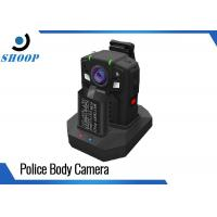 Buy cheap 1296P / 1080P Full HD Police Wearing Body Cameras 33MP CMOS Sensor from wholesalers