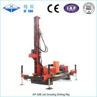 Buy cheap Full Hydraulic Jet Grouting Drilling Rig(electrical control power head) XP - 30B from wholesalers