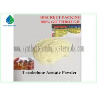 Buy cheap Yellow Tren Acetate Powder Fitness Steroids Hormones Pharma Raw Materials from wholesalers