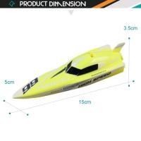Buy cheap Mini model toy high speed electric fast remote control rc boats for sale from wholesalers