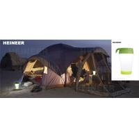 Buy cheap Rechargeable camping lanterns,upgraded camping lanterns with solar panel from wholesalers