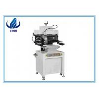 Buy cheap High Precision SMT Stencil Printer , Semi Automatic Solder Paste Printing Machine from wholesalers