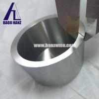 Wholesale Hot selling Nb1 ASTM B393 niobium crucible from china supplier material technology from china suppliers