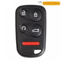 China XHORSE XKHO03EN Universal Remote Key Fob for VVDI Key Tool With Remote Start & Trunk Button 5pcs/lot on sale