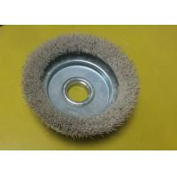Buy cheap Engine Cylinder Crankshaft Nylon Abrasive Cup Brush Suitable For Angle Grinder from wholesalers