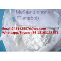 Wholesale High 99% Purity Muscle Growth Anabolic Steroids Powder Metandienone / Dianabol CAS 72-63-9 from china suppliers