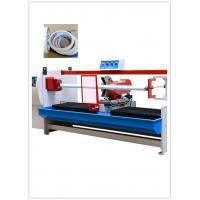 Automatic BOPP Tape Paper Tube Die Cutting Equipment 1 - 1300mm Cutting Width Manufactures