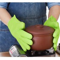 Buy cheap potholder gloves silicone gloves suppliers purple oven mitts pot holders from wholesalers