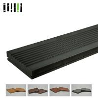 Buy cheap Fire Resistant Bamboo Deck Tiles , Solid Bamboo Panels Incredible Bending Strength product