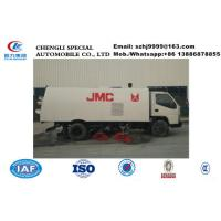 Buy cheap HOT SALE!High Quality and competitive price 7M3 JMC cleaning road truck, Customized JMC road sweeper truck for sale from wholesalers
