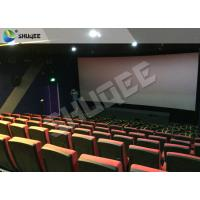 Buy cheap Advance 4D Sound Vibration Animation 4d Cinema Equipment For Business Center from wholesalers