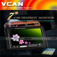Buy cheap 7 inch car monitor from wholesalers