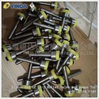 Wholesale Piston Rod JA-3 Mud Pump Relief Valve For Drilling Rigs Standard High Strength from china suppliers