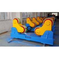 Quality PU Coated Welding Turning Rolls For Pipe / Tank / Wind Tower Production Line for sale
