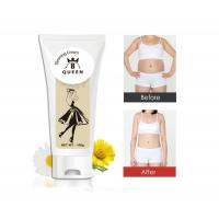 Buy cheap 100g Private label wholesale herbal natural formula weight loss slimming cream no harm no rebound. from wholesalers