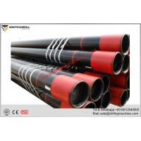 Buy cheap Galvanized Oiled Color Paint Steel Casing Pipe , Water Well Drilling Pipe from wholesalers