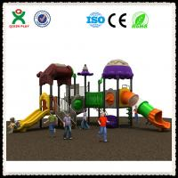 Buy cheap Home Playground Ideas Used Child Outdoor Playground Equipment For Home Use QX-012C from wholesalers