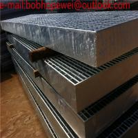 Buy cheap Gi Heavy Duty Metal Steel Bar Grating Weight Per Square Meter Prices Standard Size Malaysia Webforge 19-w-4 from wholesalers