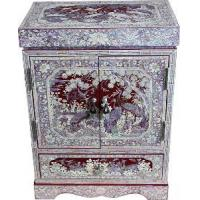 Buy cheap Abalone Shell Inlay Jewel Box (SYT-PY73) from wholesalers