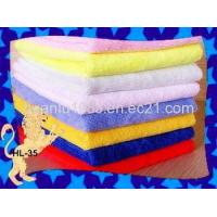 Buy cheap Microfiber Terry Towel,Microfiber Cloth, from wholesalers