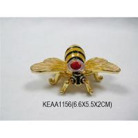 Buy cheap Bee Jewelry Box from wholesalers
