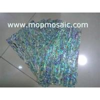 Buy cheap Blue paua shell laminate for guitar inlay from wholesalers