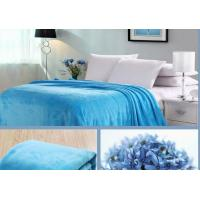 Buy cheap Softness Knitted Coral Blankets And Throws Customized Weight Good Hand - Feeling from wholesalers