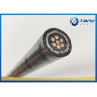 Wholesale 2-14 Cores Low Voltage Control Cable , Portable Steel Tape Armoured Cable from china suppliers