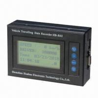 Buy cheap Digital Tachograph with Fuel Monitoring, Data Collection and Store Functions from wholesalers