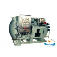 Buy cheap LCD Display Marine Sewage Treatment Plant, 1.5kw Black Water Treatment Plant from wholesalers